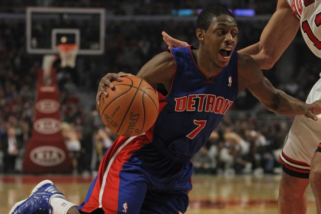 5 Players Crucial to Detroit Pistons' Success in 2013