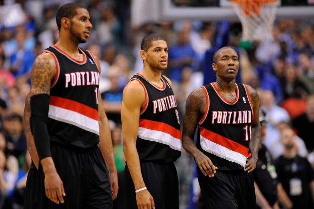 Portland Trail Blazers 2012-13 Schedule: Monthly Matchups and W-L Predictions