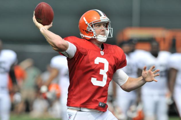 Fantasy Football 2012: Why Browns QB Brandon Weeden Is Worth a Late-Round Pick