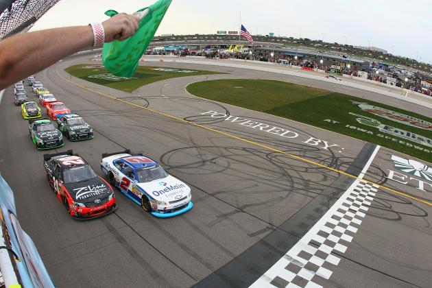 NASCAR: 7 Sprint Cup Tracks Iowa Speedway Could Replace