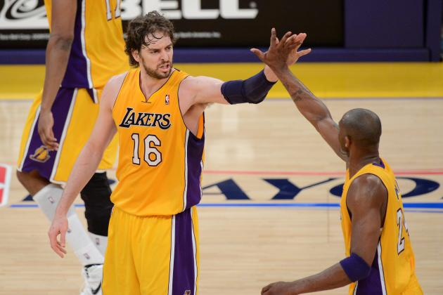 10 Bold Predictions for Los Angeles Lakers in 2012-13