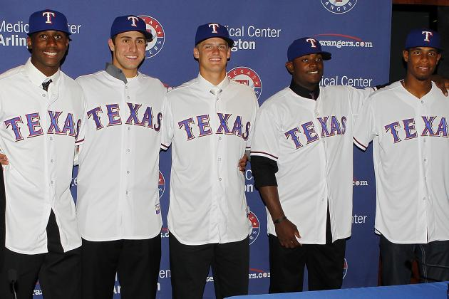 Texas Rangers: Predicting the Major League Debuts of Texas' Top 10 Prospects