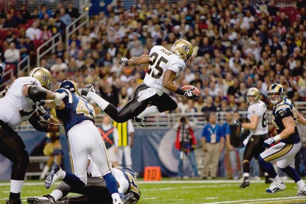 5 NFL Stars That Would Be Great at Olympic Hurdles
