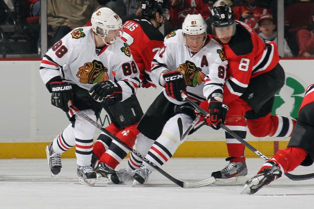 Chicago Blackhawks: 5 Reasons Why They Will Fail to Win the Central Division