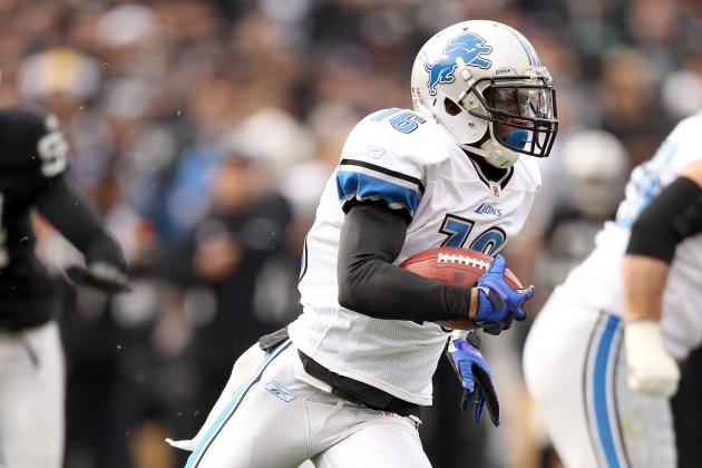 Titus Young and 5 Breakout Players for the Detroit Lions in 2012 NFL Season