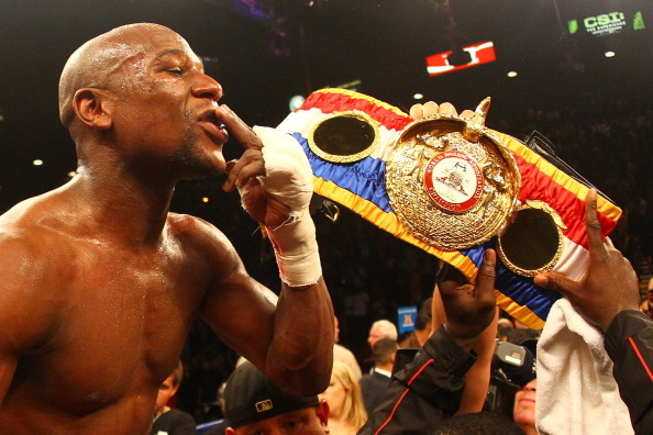 Floyd Mayweather: Effect of Money's Jail Time on the Rest of His Boxing Career