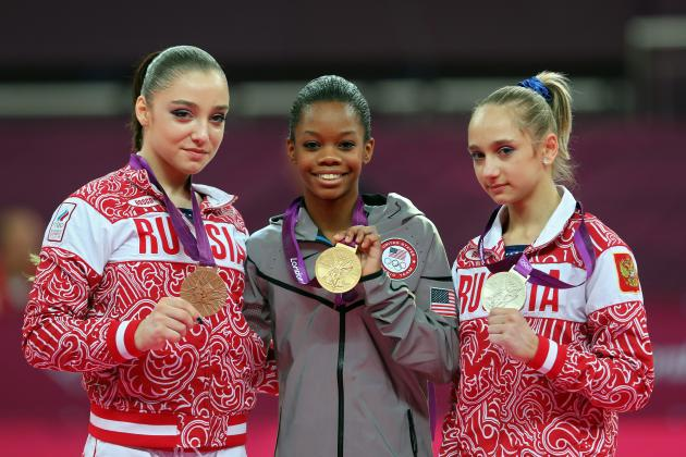 Why Gabby Douglas Should Not Have Won the 2012 Olympics All-Around Gold