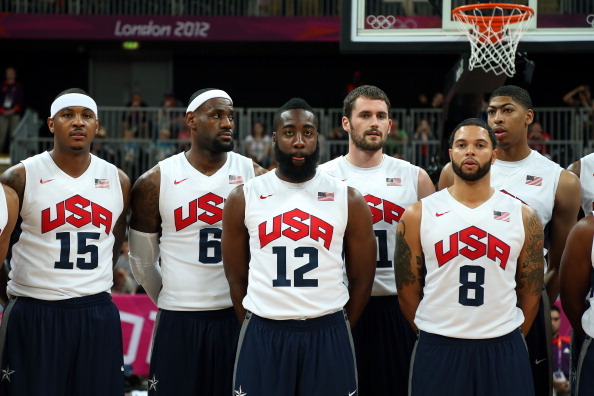 Team USA Basketball: 5 Best Players so Far