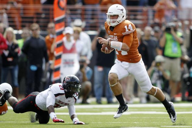 Texas Football: 5 Biggest Question Marks of Training Camp
