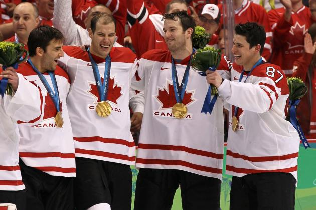 Winter Olympics 2014: Predicting Team Canada's Hockey Roster