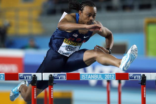 Olympic Track Results 2012: Aries Merritt and Top 110 Hurdle Medal Contenders