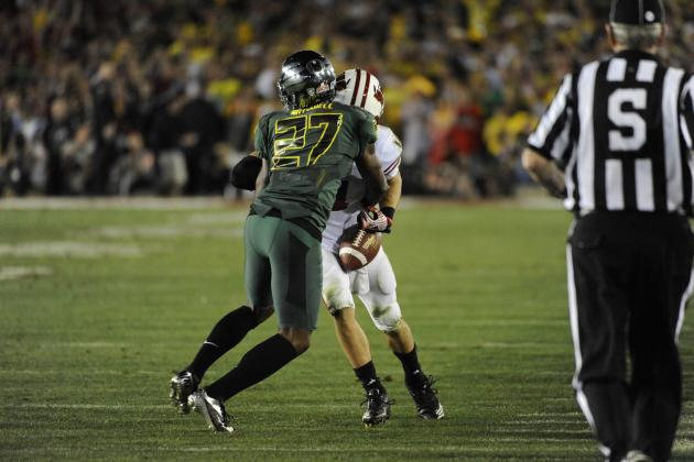 Oregon Football: What You Need to Know About Ducks' Secondary in 2012
