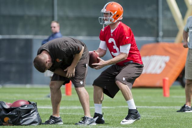 Brandon Weeden and NFL Rookies Under Most Pressure