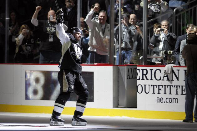 Power Ranking Sidney Crosby's 25 Biggest NHL Career Highlights so Far