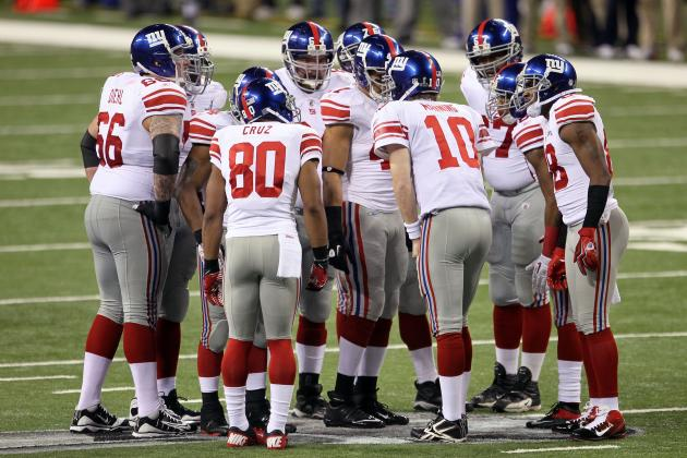 New York Giants: One Burning Question for Every Member of the Roster