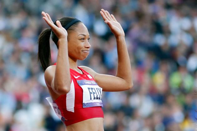 Allyson Felix 200-Meter Dash: Her Biggest Races Ever