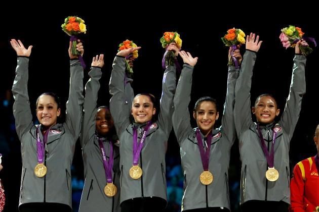 US Women's Gymnastics Team: Recapping London Olympics for Fab 5