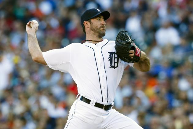 Justin Verlander, Jered Weaver and 8 Pitchers Capable of a No-No Every Time out