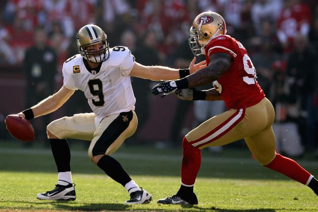 San Francisco 49ers: Power Ranking Every Quarterback on the 2012 Schedule