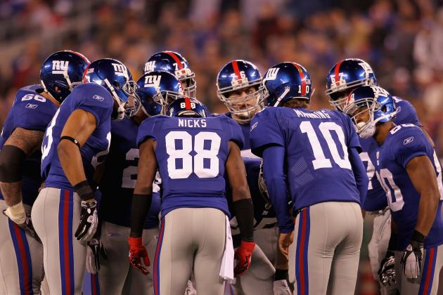 NFL Predictions: Why the New York Giants Will Repeat as NFC East Champs