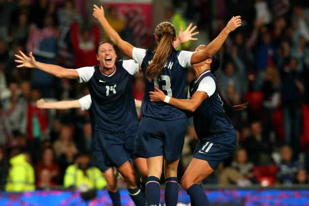 USA vs. Japan: Predicting the Starting Lineups for Women's Olympic Soccer Final