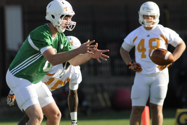 Tennessee Football: 5 Vols Who Must Prove Their Worth in 2012 Fall Camp