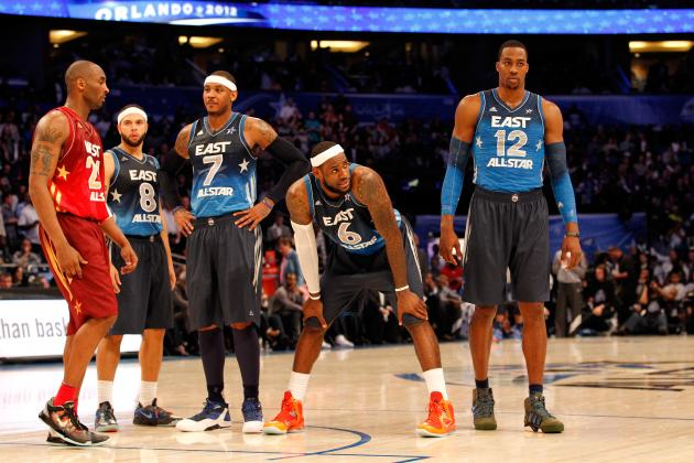 Very Early Predictions for the 2013 NBA All-Star Game Rosters