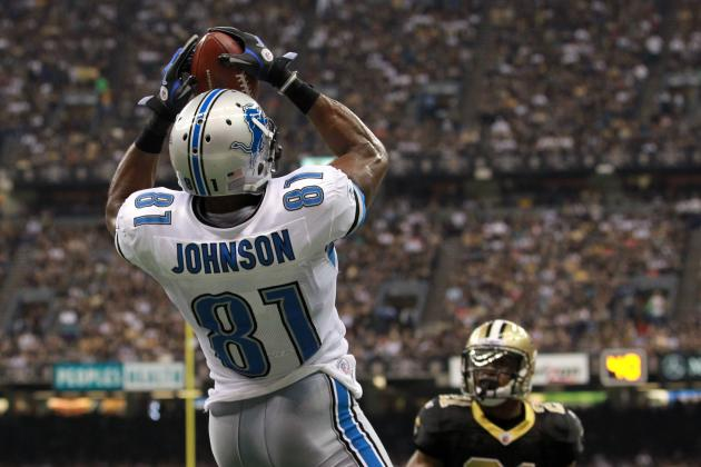 Fantasy Football 2012: Power Ranking the Top 20 Wide Receivers for PPR Leagues
