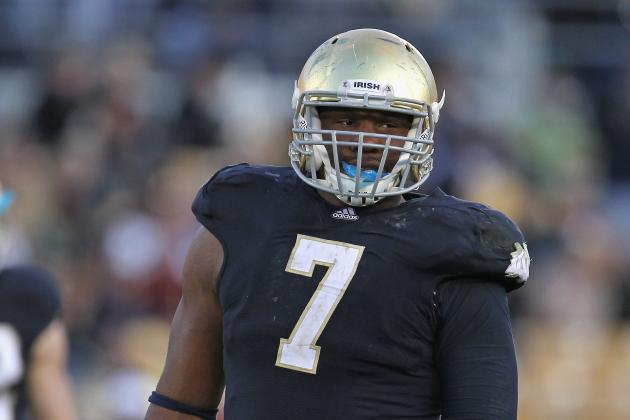 Notre Dame Football: 5 Irish Underclassmen Poised to Explode in 2012