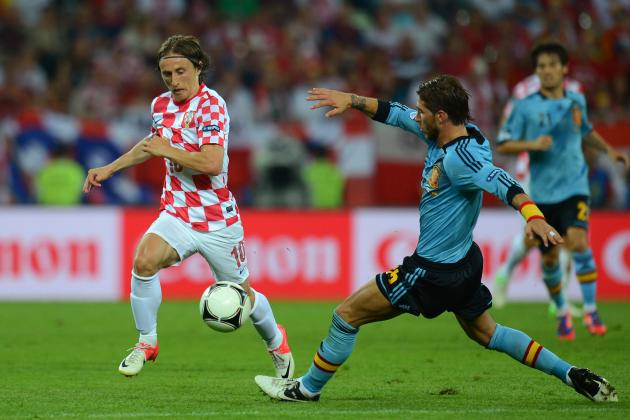 Real Madrid: 3 Arguments in Favor of Signing Luka Modric