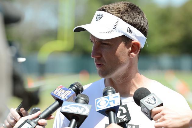 Oakland Raiders: 3 Bubble Players That Deserve Roster Spots