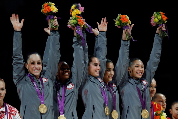 10 Most Unforgettable Moments in Gymnastics at the London 2012 Olympics
