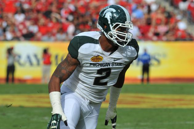 Michigan State Football: 5 Teams Who Can Score on the Spartans' Defense