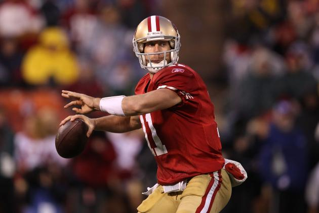 San Francisco 49ers: Who Should Be Alex Smith's First Receiving Option?