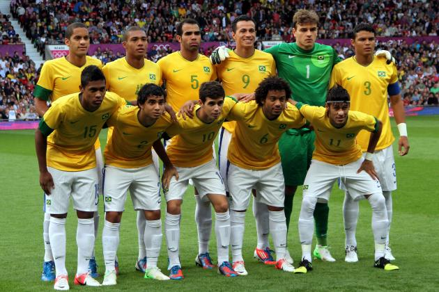 Brazil vs. South Korea: 6 Things We Learned from the Men's Olympic Semifinal