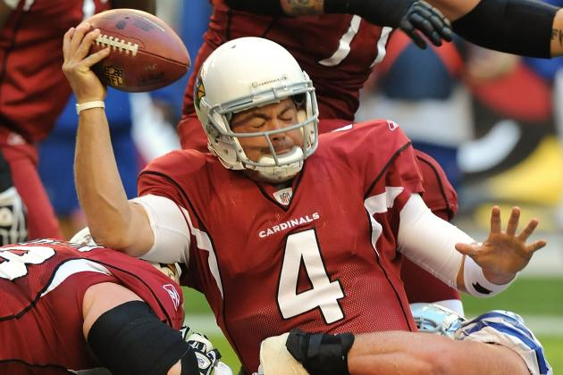 NFL: The Least-Talented Players Currently Slated to Start in 2012