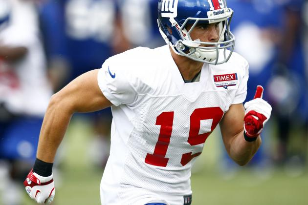 New York Giants: Two Week Report Cards for Major Rookies