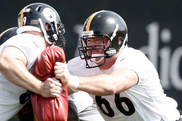 Report Card Grades for Every Pittsburgh Steelers Rookie so Far in Camp
