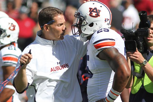 Auburn Football Roster Review: Which Position Battles Will Drive Fall Camp?