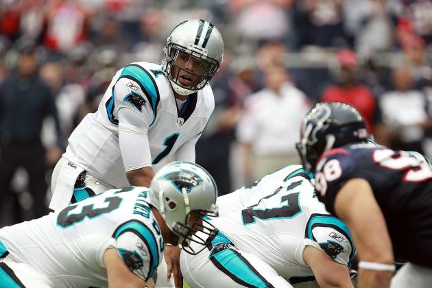 2012 Fantasy Football Mock Draft: Newton & QBs Who Warrant 1st-Round Selection
