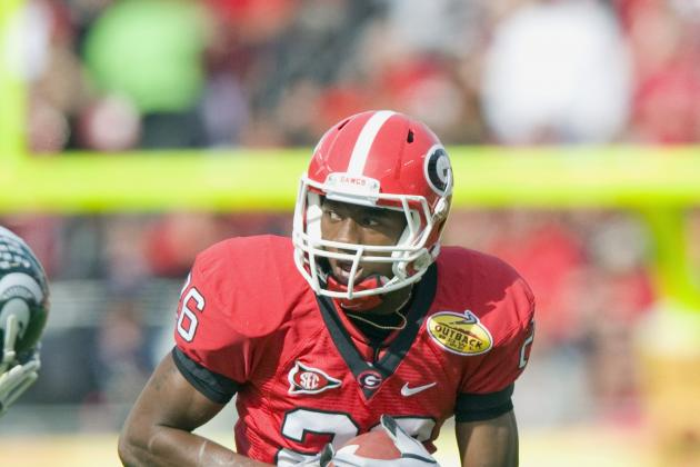 Georgia Football: 5 Bulldogs Who Can't Afford Poor Play in 2012 Fall Practice