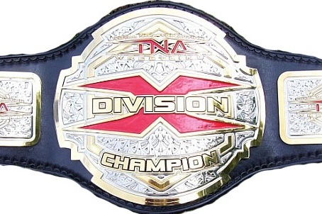 Wrestling Gold: The History of the TNA X-Division Championship