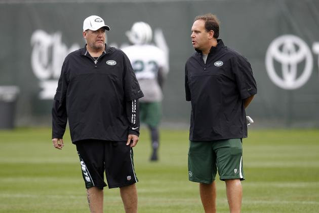 7 Biggest Takeaways from the New York Jets' Second Week of Camp