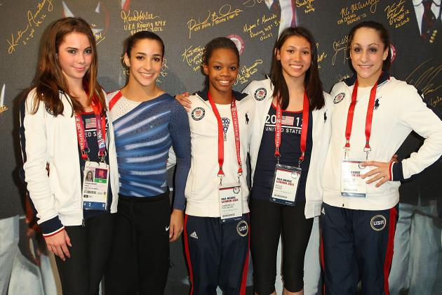 London 2012: Aly Raisman Has Last Laugh for Uber-Talented US Olympic Gymnastics