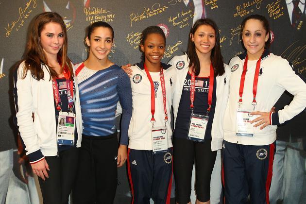 London 2012: Aly Raisman Has Last Laugh for Uber-Talented US Olympic Gymnastics