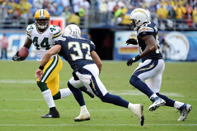 Packers vs. Chargers: 5 Things to Watch for Green Bay