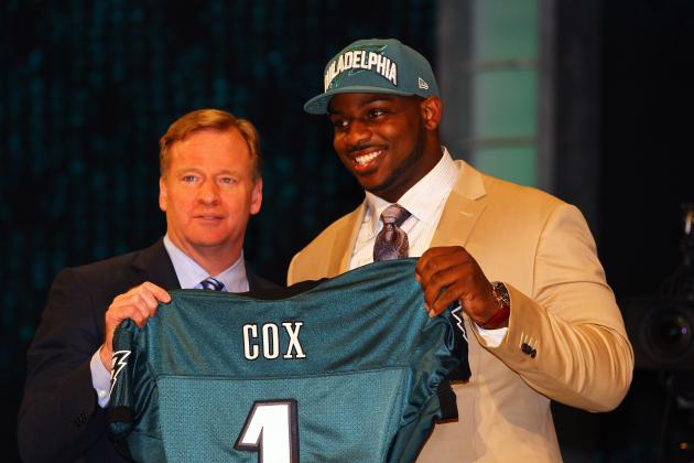 Fletcher Cox and the Next Generation of NFC East Studs