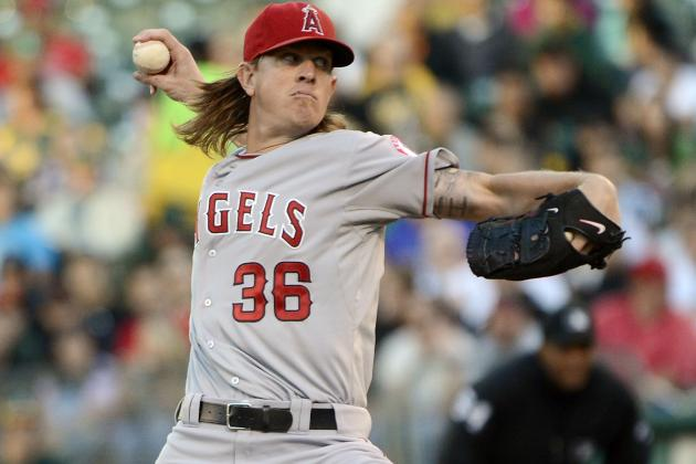 LAA Angels: 10 Reasons Halos Have the Best Rotation in the AL West