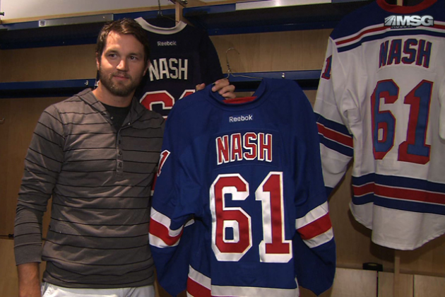 NHL Trade Speculation: 10 Blockbusters That Would Top the Rick Nash Deal