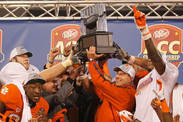 Clemson Football: What Second Place or Worse Would Mean for the Tigers in 2012